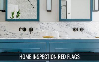 Inspection Red Flags